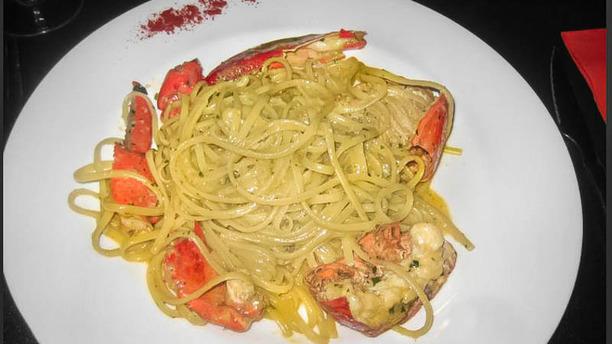 La Forcola plato de pasta