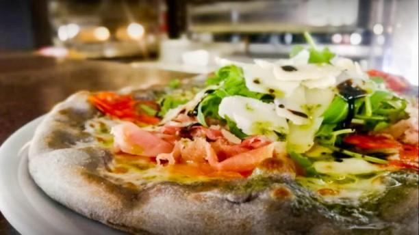 Au Comptoir à Pizza Suggestion Pizza