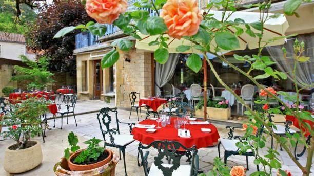 Le Centenaire Terrasse du restaurant