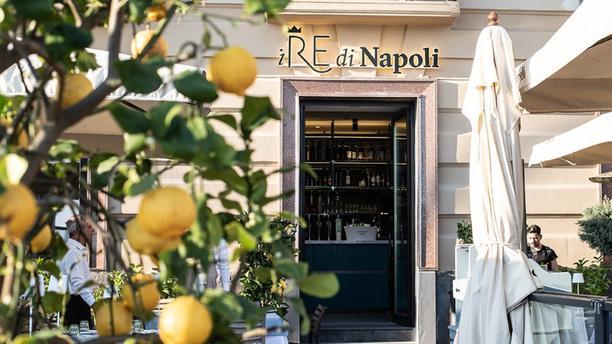 I Re di Napoli L'ingresso