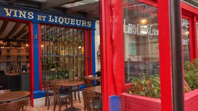 Les Deux Colombes - Restaurant - Paris