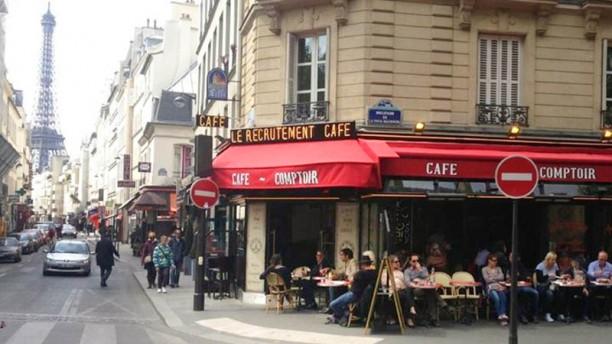 Restaurant Le Comptoir Paris