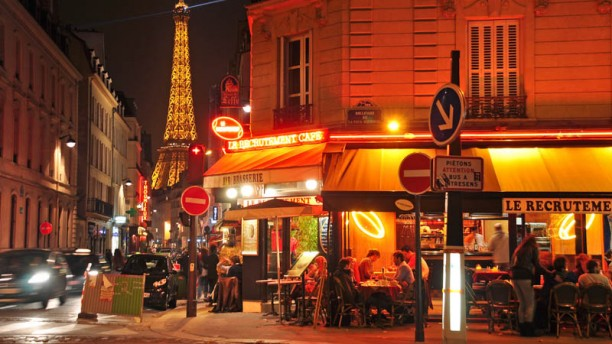 Le Recrutement Caf 233 Restaurant 36 Boulevard De La Tour