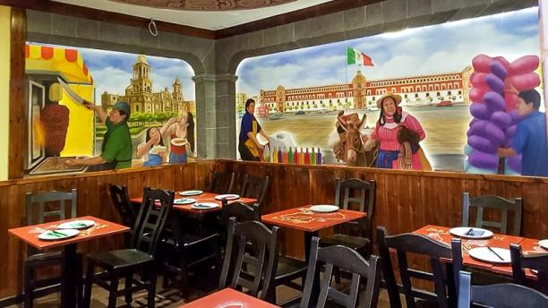 Cómete México Vista sala