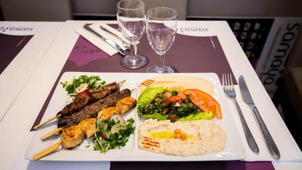 Samaya Grenelle Suggestion du Chef