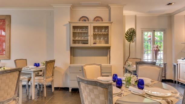 Restaurante romantico sevilla Al-Zagal