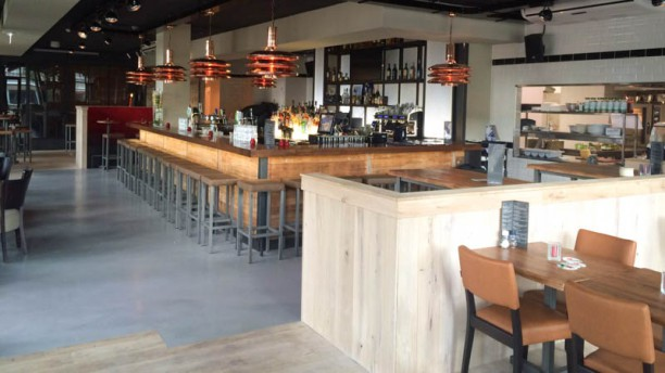 Grand Café Cheers restaurantzaal