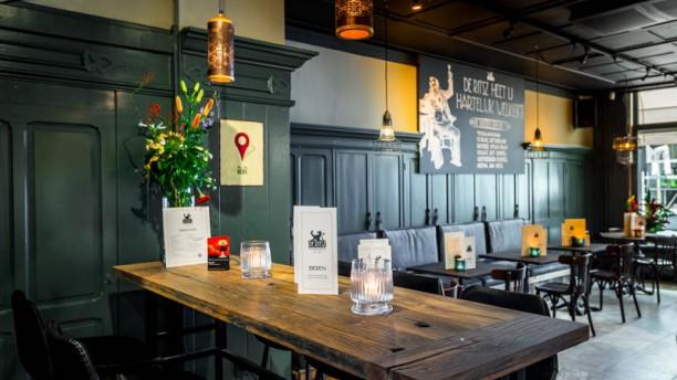 Bar Brasserie De Ritsz Het restaurant