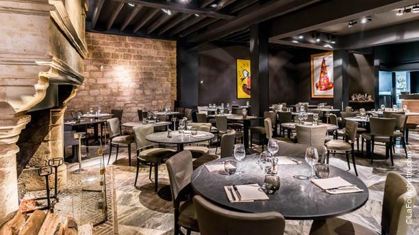 Atelier ma tre albert in paris restaurant reviews menu for Atelier cuisine paris