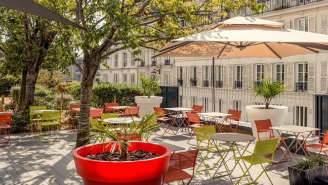 Hôtel Mercure Paris Montmartre Sacré-Coeur - Restaurant - Paris