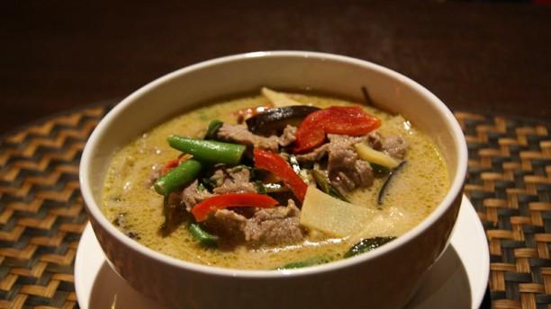 Thai Classic Curry vert au boeuf