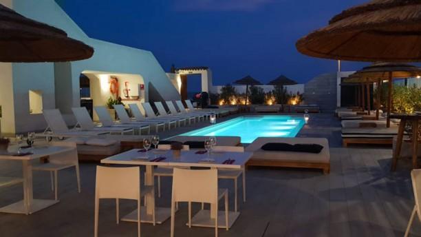 Rest. Cattaleya Mar Beach Club Terraza