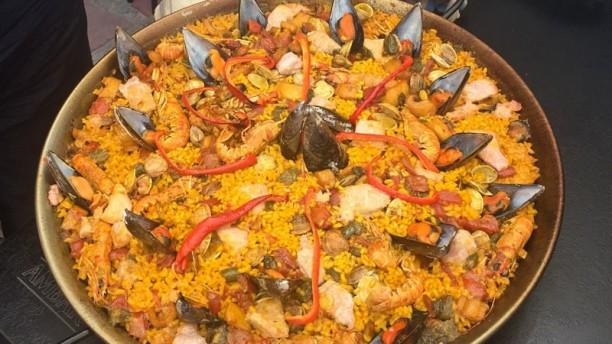 Bodega El Albero Sugerencia de plato