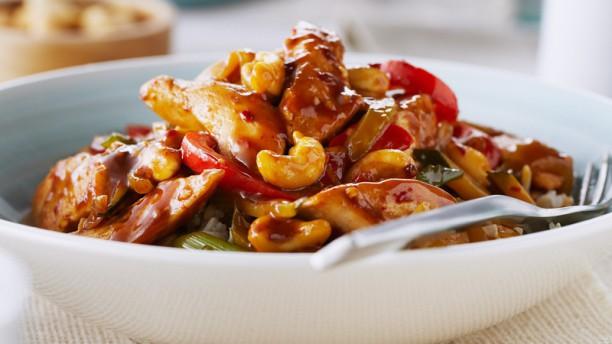 Thaiburi Suggestion de plat