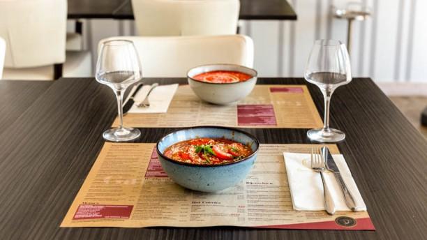 Restaurant Garam Masala Suggestie van de chef