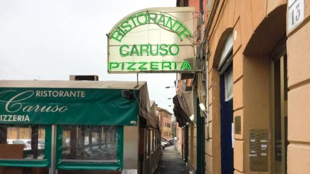Ristorante Pizzeria Caruso esterno