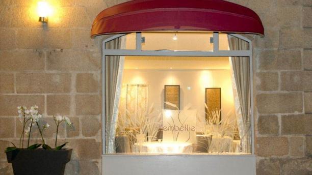 L'Embellie Façade du restaurant