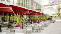 La Terrasse du Parc - Hôtel Casino Barrièr... Français