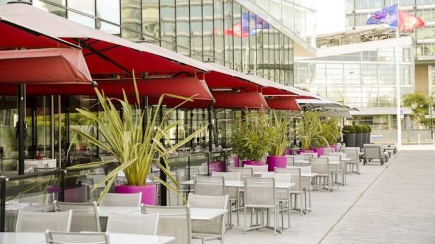 La Terrasse du Parc - Hôtel Casino Barrière de Lille Terrasse TDP 2014