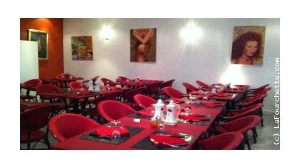 La Guinguette Salle du restaurant