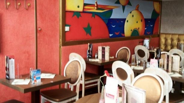 Pepperoni Salle du restaurant