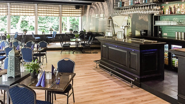 Wantijpaviljoen, Restaurant & Partycentrum & Terras Restaurant