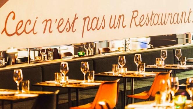 Restaurant - De Pijp Wine & Dine, Groningen