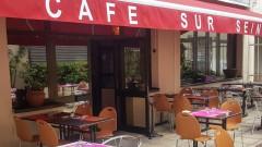 Café sur Seine