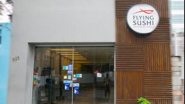 Flying Sushi - Vila Mariana Entrada