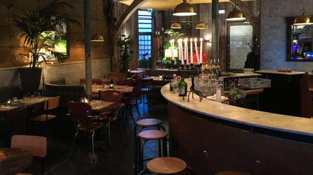 la quincaillerie in paris restaurant reviews menu and prices thefork. Black Bedroom Furniture Sets. Home Design Ideas