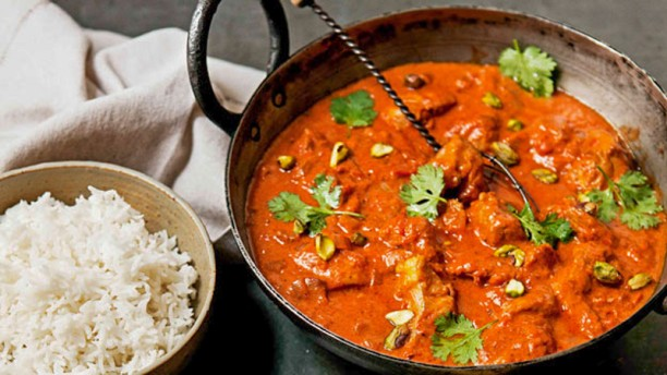 Kashmir Butter Chicken