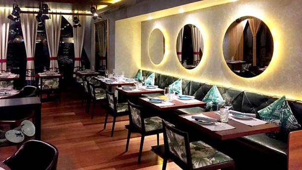 Shanghai mama - Arturo Soria Vista sala