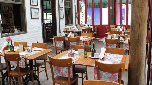 Benedetta Bar e Restaurante Vista da sala