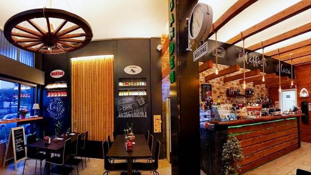 Garden Caffè & Cucina Veduta dell interno