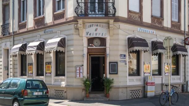Vesuvio ristorante Entrée