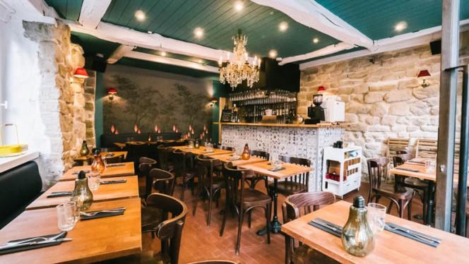 Le Grain de Folie - Montmartre - Restaurant - Paris