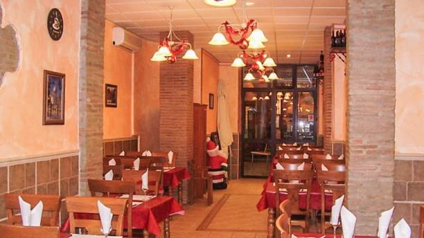 Pizzeria Restaurante La Vita é Bella Vista sala