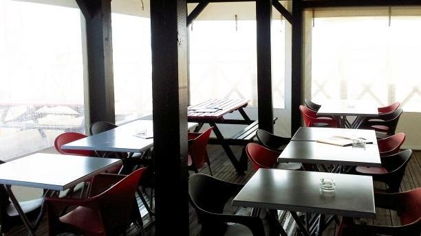 L'Épi Café Vue de la salle