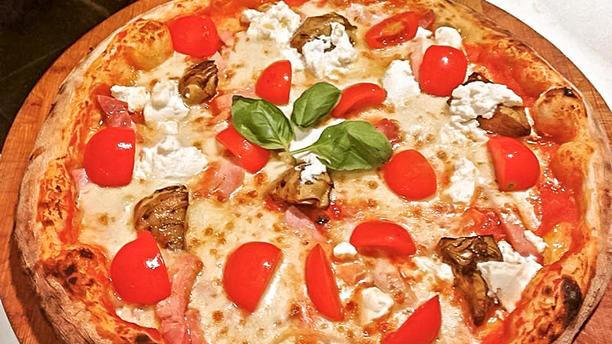 Origano Campo De' Fiori Pizza Ricca