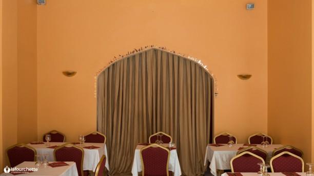 Restaurant Himalaya Vue de la salle