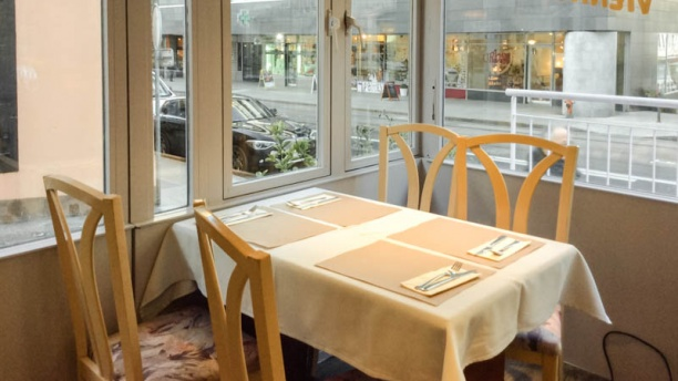 Jardin du Midi Vue table