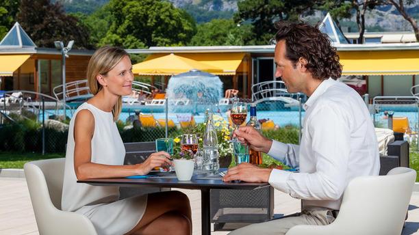 Restaurant la table des bains lavey morcles menu avis prix et r servation - Restaurant la table des delices grignan ...