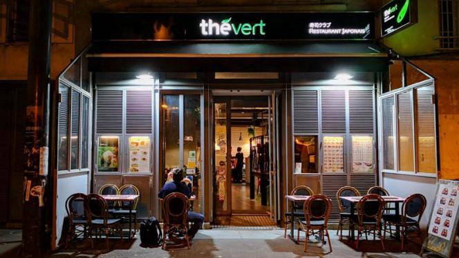 Thé Vert - Restaurant - Montreuil