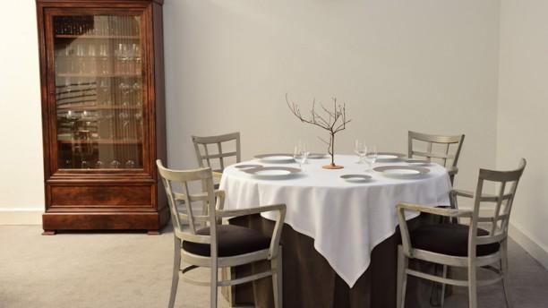 Cenador de Amós by Jesús Sánchez Vista de sala