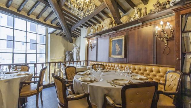 Vista della sala - Museo Canova Tadolini, Rome