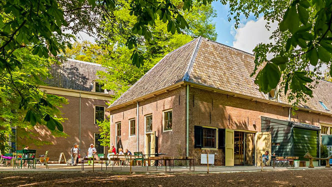 de veldkeuken amelisweerd in bunnik - restaurant reviews, menu and