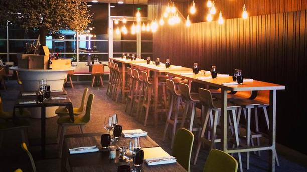 Les Terrasses de l'Erdre Salle du restaurant
