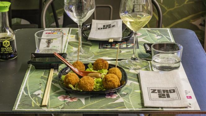 Suggerimento dello chef - Zero21 Trastevere, Roma