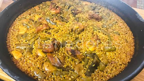 La Tasca de Salo Paella valenciana