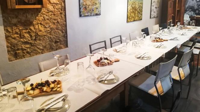 4 à Mesa ristorante contemporaneo a São Brás de Alportel in Portogallo